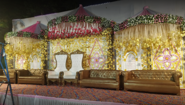 Haqqani Marriage Ground, Kurla (W) Kurla, Mumbai BANQUET HALLS