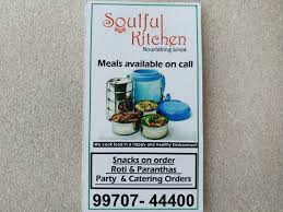 Soulful kitchen