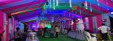 Bharat Decoraters and event planner Nandanvan , Nagpur