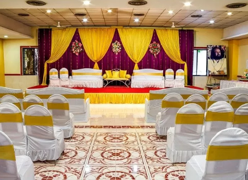 Kanak Sri Marriage & Party Hall Kandivali, Mumbai wedding venues marriage hall