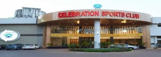 Celebration sports club, Andheri (W)