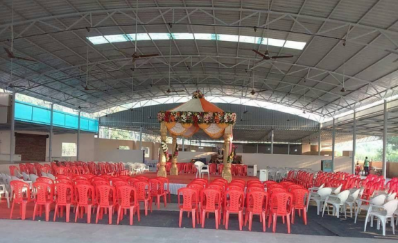 Shri Mourya Mangal Karylay Osmanabad Osmanabad City, Osmanabad wedding venues marriage hall