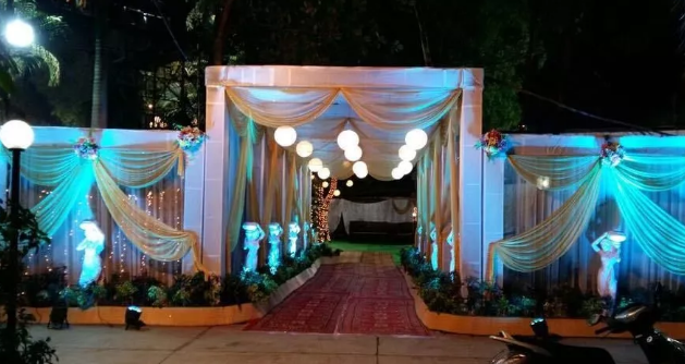 Krishna Marriage Hall & Lawn, Ambarnat