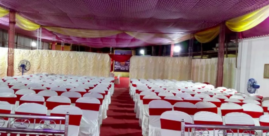 Swaraj Weddings, Parsee colony